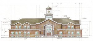 Town Hall Design Concept